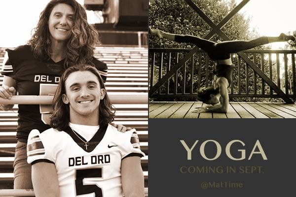 Lisa Smart, Yoga at MatTime