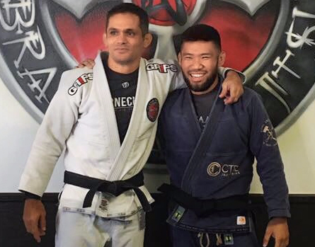 Mark Kamizaki BJJ Coach
